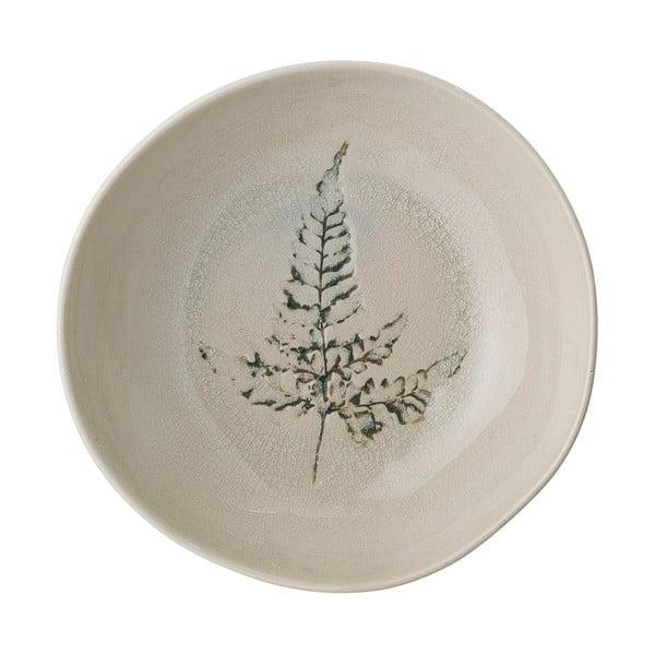 Kameninový polievkový tanier Bloomingville Bea