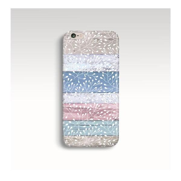 Obal na telefon Wood Stripes II pro iPhone 5/5S