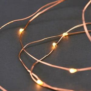 Světelný řetěz v měděné barvě HouseDoctor String