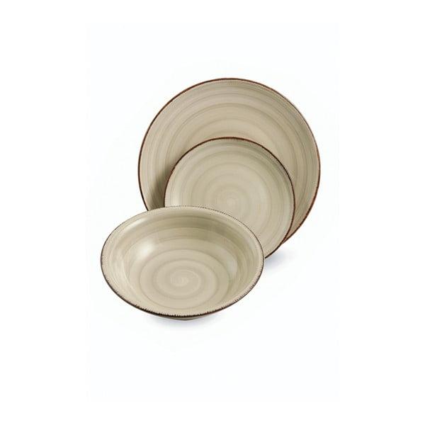 Sada malých talířů Baita Grigio, 6 ks