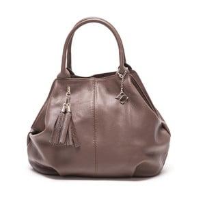 Kožená kabelka Taken 1076 Fango