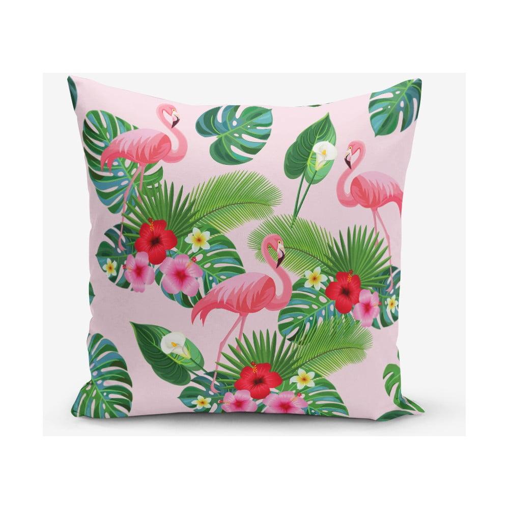 Povlak na polštář s příměsí bavlny Minimalist Cushion Covers Lauderdale, 45 x 45 cm