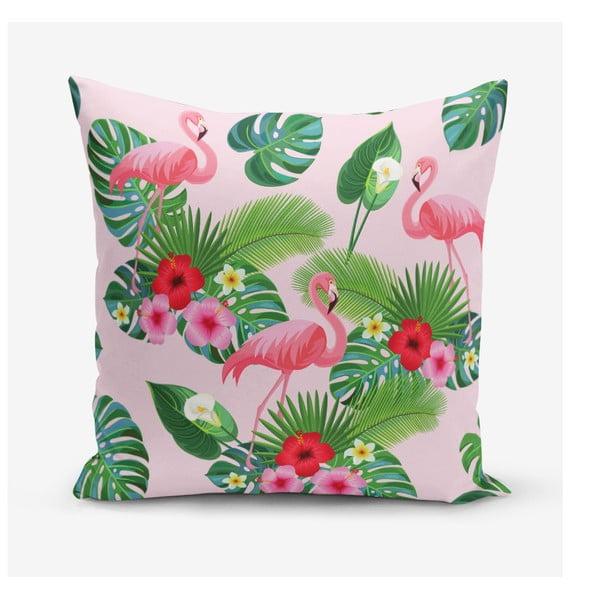 Lauderdale pamut keverék párnahuzat, 45 x 45 cm - Minimalist Cushion Covers