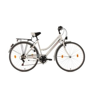 """Dámské kolo City Bike Encanto White, 28"""""""