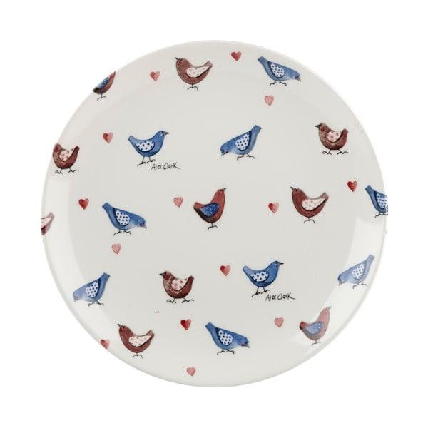 Talíř Lovebirds, 20 cm