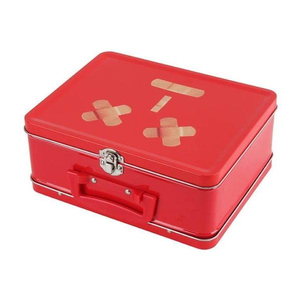 Plechová krabice Band Aid