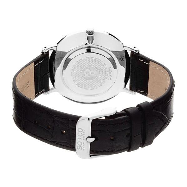 Pánské hodinky Madison Classic Silver/Black