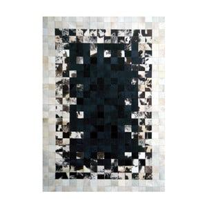 Koberec Manolas Black, 140x200 cm