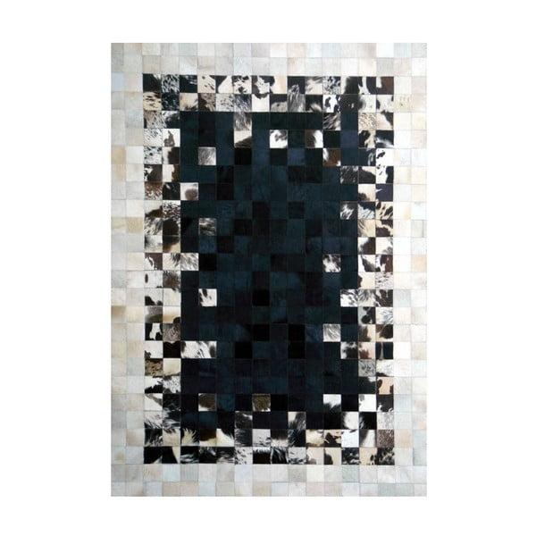 Koberec Manolas Black, 160x230 cm