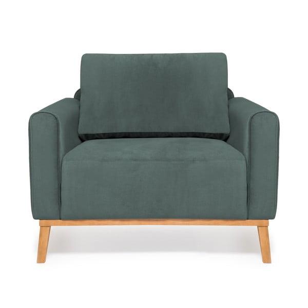 Milton Trend acélkék fotel - Vivonita
