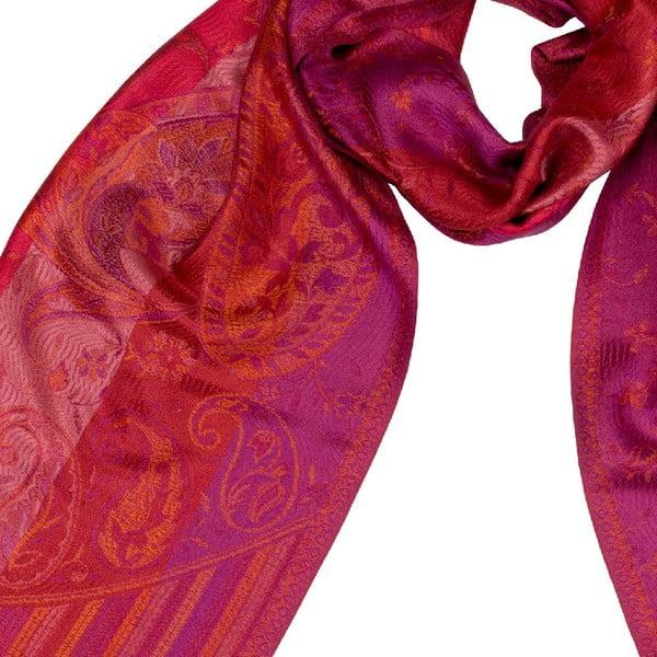 Hedvábný šátek Shirin Sehan Selina