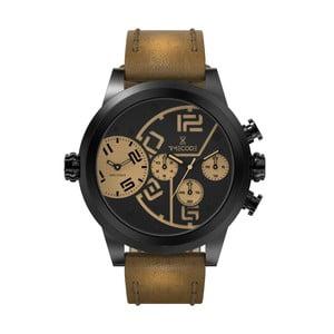 Pánské hodinky Chip 1958, Black/Brown