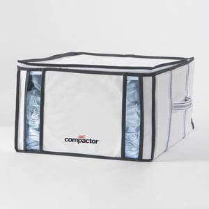 Cutie pentru depozitare cu vacuum Compactor Black, 41 x 39,5 cm