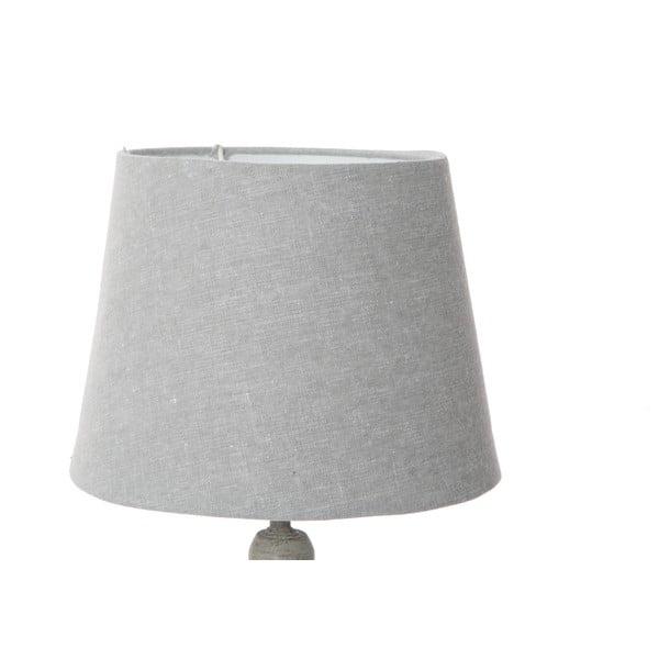 Krémová stolní lampa Bolzonella