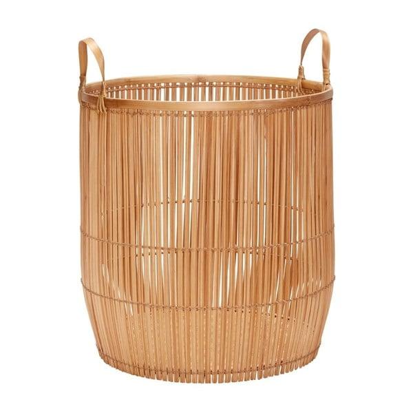 Coș din bambus Hübsch Siv