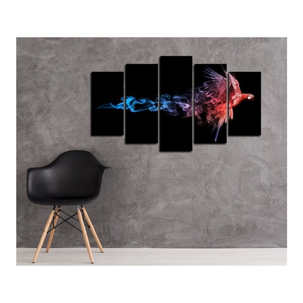 Vícedílný obraz Insigne Gwenny, 102x60cm