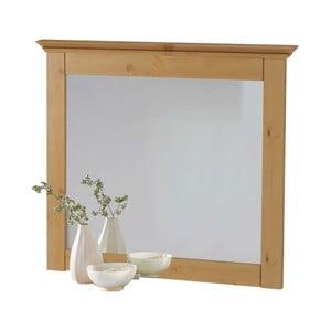 Oglindă cu ramă din lemn de pin Støraa Monroe