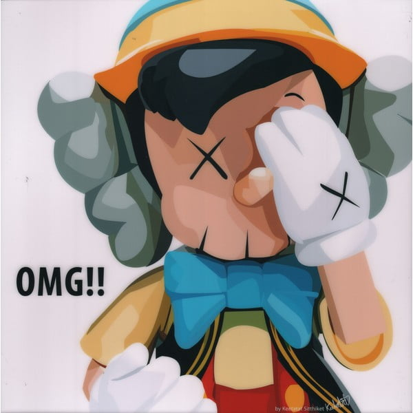 Obraz Pinocchio