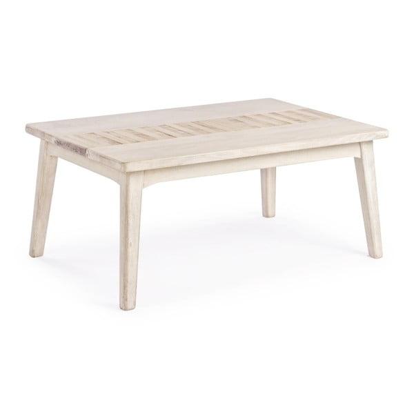 Konferenční stolek z mangového dřeva Bizzotto Dexter, 90x60cm