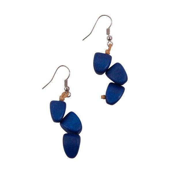 Náušnice Abelia Blue