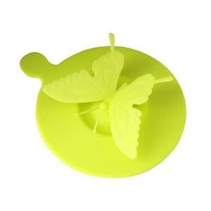 Silikonové víčko na hrnky Butterfly