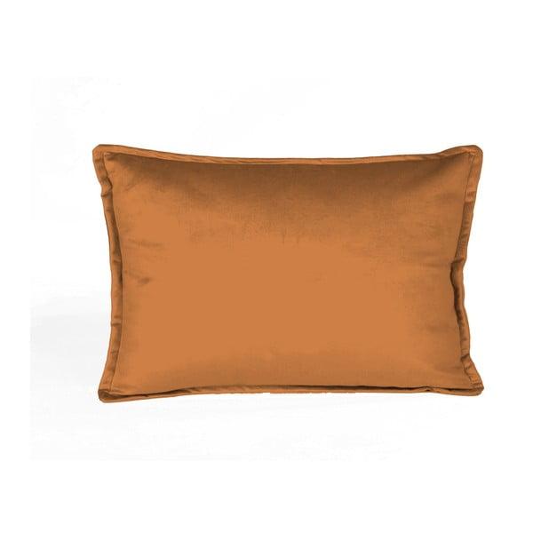 Narancssárga párnahuzat, 50 x 35 cm - Velvet Atelier