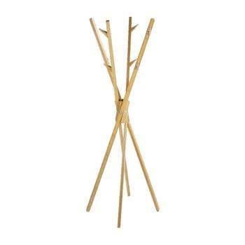 Cuier din lemn de bambus Wenko Mikado, înălțime 170 cm imagine