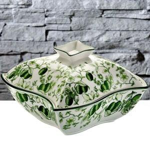 Mísa na pečení s poklopem Olive, 19x19 cm