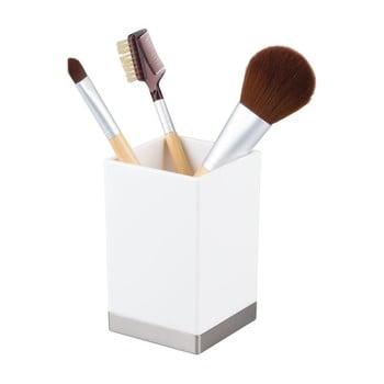 Organizator cosmetice iDesign Clarity, alb imagine