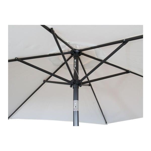 Slunečník Sunshade Beige/Grey, 2,7 m