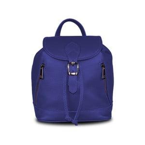 Modrý batoh z pravé kůže JOHN FISH Lar