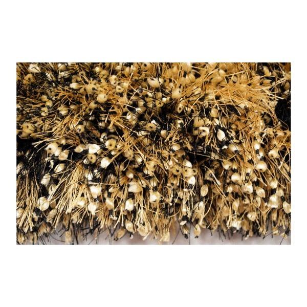Koberec Damru Gold, 70x140 cm
