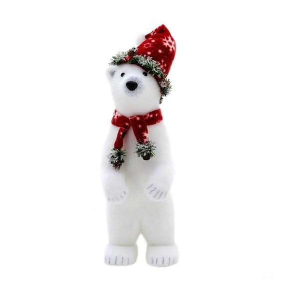 Dekorace Polar Bear, 45 cm