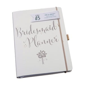 Kniha pro družičky Busy B Wedding Planner
