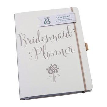 Agendă pentru domnișoarele de onoare Busy B Wedding Planner imagine