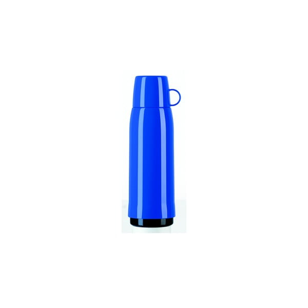 Termoska s hrnkem Rocket Blue, 1000 ml