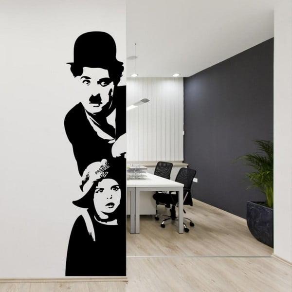 Dekorativní nálepka na stěnu Charlie