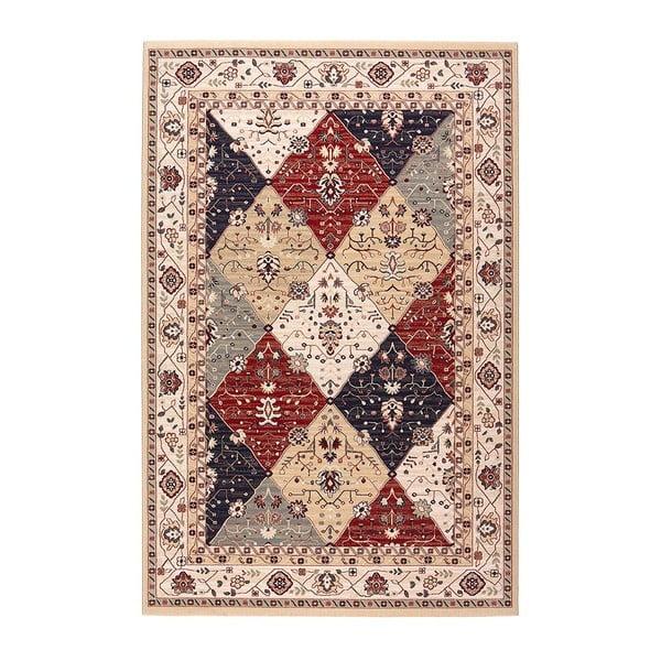 Vlněný koberec Byzan 544 Beige, 140x200 cm