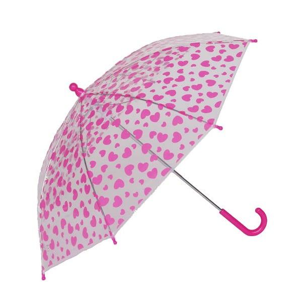 Dětský deštník Ambiance Rainy Days Rose