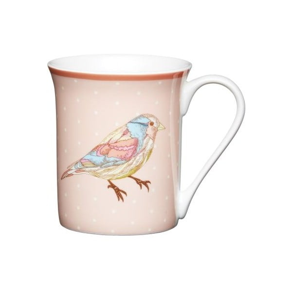 Porcelánový hrnek Traditional Birdcage, 260 ml