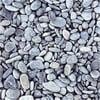 Samolepka na podlahu Ambiance Slab Stickers Pebble, 30 x 30 cm