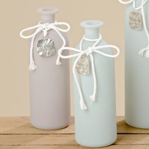 Set 2 vaze din sticlă Boltze Sealife