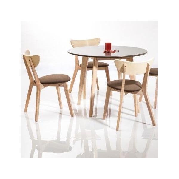 Jídelní stůl Helsinky, šedý