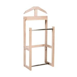 Suport din lemn de stejar mat pentru îmbrăcăminte Folke  Lofn