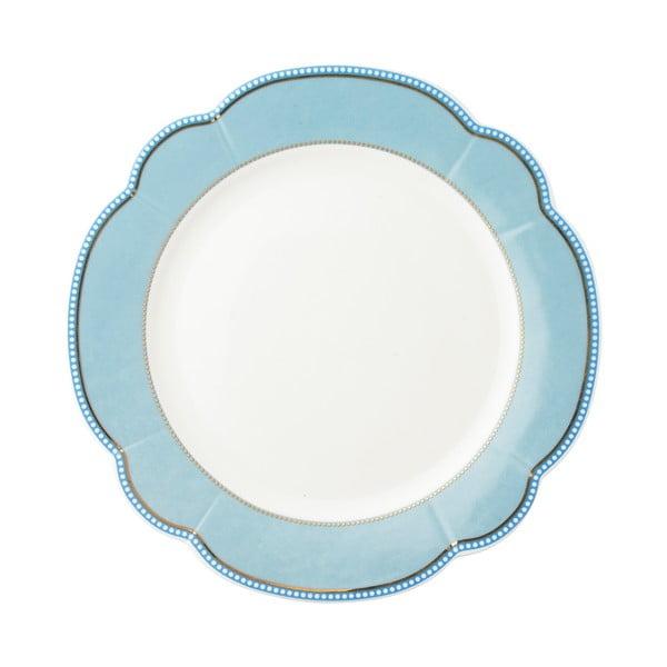 Porcelánový talíř  Minitie od Lisbeth Dahl, 19 cm, 4 ks