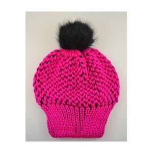 Dámská čepice Beret Pink