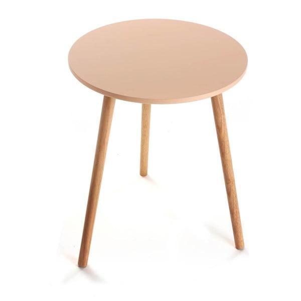 Odkládací stolek Auxiliary Orange, 38 cm
