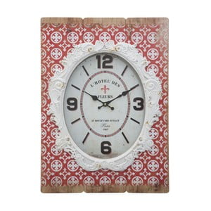 Nástěnné hodiny Mauro Ferretti Shabby Dream, 42 x 58 cm