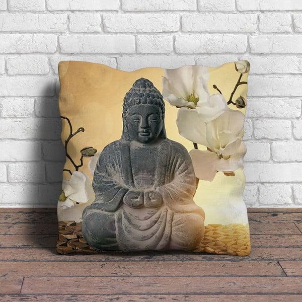 Polštář s výplní Zen no. 69