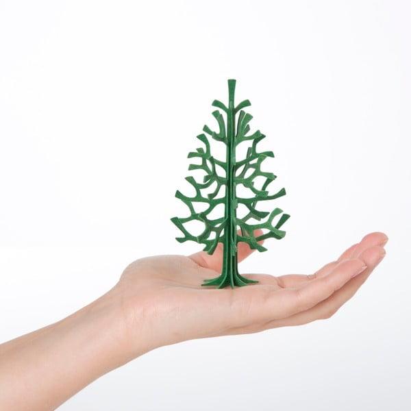 Skládací pohlednice Lovi Spruce Bright Red, 12 cm